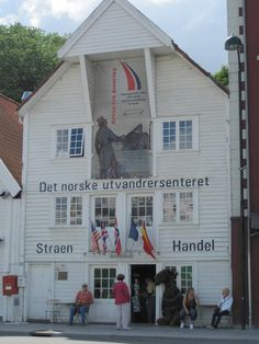 STAVANGER NORWAY.  (det norske utvandrersenteret- a museum avout they who emigrated to USA)  Tone Lepsoes pictures.