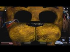 Golden Freddy Jumpscare Fnaf Jumpscares, Five Nights At Freddy's, Halloween, Painting, Home Decor, Art, Art Background, Decoration Home, Painting Art