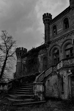 darkly haunted buildings, most alternative folk would not say no to owning one. I know I would not.