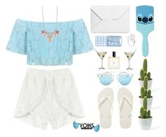 """YOINS  #  51"" by yoinscollection ❤ liked on Polyvore featuring Havaianas, Christian Dior, J.W. Anderson, Disney, Eva Solo and Eight & Bob"