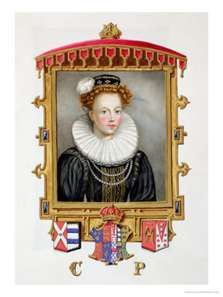 Catherine Parr, as a Young Widow