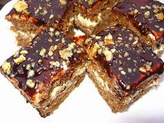 Κέικ σοκολάτας γεμιστό με κρέμα καφέ, (παστάκια) ! | Sokolatomania Sokolatomania Brownie Cake, Food To Make, Blueberry, Deserts, Muffin, Good Food, Sweets, Recipes, Caramel Cakes
