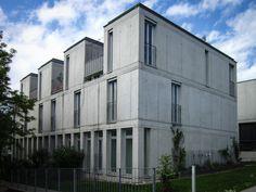 Otto Steidle | Vivienas Siedlung Hadersdorf (Model State 9=12 Mustersiedlung 9=12) | Viena, Austria | 2007 |
