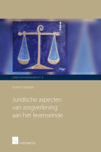 Delbeke, Evelien. Juridische aspecten van zorgverlening aan het levenseinde. Plaats VESA 610.6 DELB