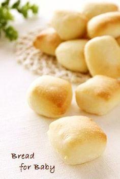 HB♡Babyパン*牛乳・卵・油脂不使用