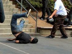 Harcore Skateboarding Fail Compilation 2014 /// TNT