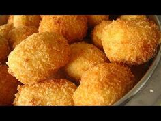 Potato Cheese Croquettes - Quick and Simple - YouTube