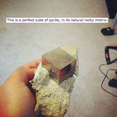 Pyrite has always been the only mineral that really understands you.   34 Photos…