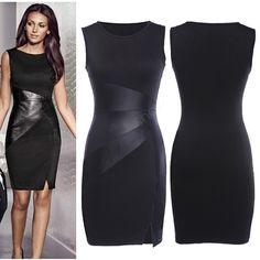 ece04abb8e6 Women Office Dress Plus Size Women Elegant OL Pencil Dress Casual Bandage  Bodycon Party Dresses Vestidos Femininos 12