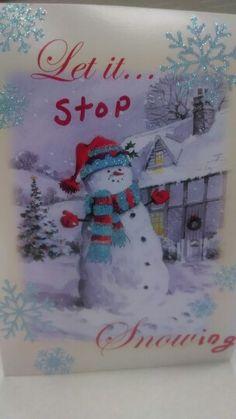 Edited Christmas card in Utah! haha
