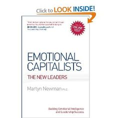 Emotional Capitalists: The New Leaders: Martyn Newman: 9780470694213: Amazon.com: Books