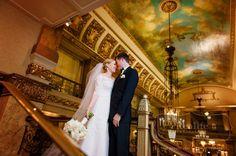 Milwaukee Pfister Wedding Reception