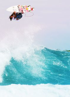 Get Weird - Matt Meola in action, image from Red Bull