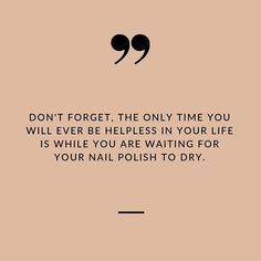 Can anyone else relate to this problem? Girls Makeup, Love Makeup, Gel Nails, Manicure, Make Up Time, Makeup Quotes, Makeup Forever, Nail Trends, Makeup Junkie