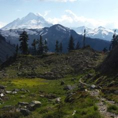 Day Hikes North Cascades
