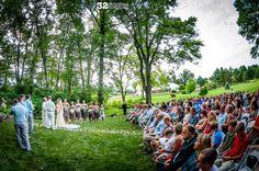 Gorgeous day at the Glen Waterfall. Photo Credit: 32 Counties Photography #brandywinemanorhouse #outdoorwedding #philadelphiawedding #chestercounty