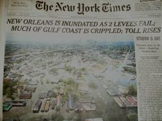 New Orleans,Louisiana hurricanes