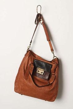 Tawny Shingle Tote. I'm so jealous of everyone who owns this.   #anthropologie #anthrofave
