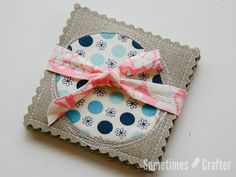 Coasters Tutorial   Sometimes Crafter