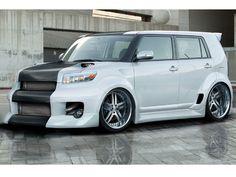 Scion xB 2012, show angular stylish - Cars Info