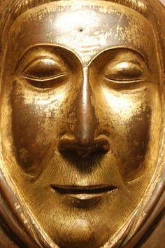 Masque funéraire-Louvre