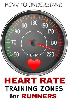 Finally! An article that explains heart rate zones in an understandable way! How to apply heart rate monitoring to your training and running to maximize results and stay in the right heart rate training zones.