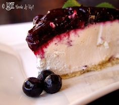 Blueberry Sour Cream Pie