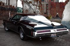"1973 Buick Riviera ""boattail""...how sweet it is!  I had one of these, I wish I still had it."