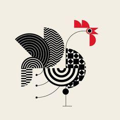 FAÜNA II - a minimalist project exploring the animal word. Fine Art Prints for sale @ www. Geometric Art, Art Painting, Art Drawings, Animal Design Illustration, Graphic Design Illustration, Illustration Art, Fauna Illustration, Art Prints For Sale, Bird Art