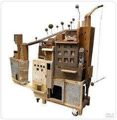 Sculpture - Alvaro Tamarit
