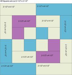 Resultado de imagen para bloco bento box patchwork