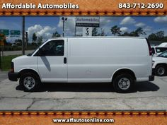Used 2014 Chevrolet Express 2500 Cargo for Sale in Myrtle Beach SC 29577…