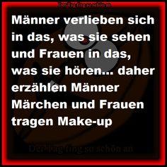 Märchen und Make-up