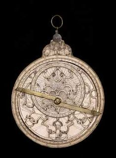 A rare paper astrolabe by a famous French maker from the sixteenth century. Philippe Danfrie is known from a relatively large number of surviving instruments. Paris,ca. 1584.......