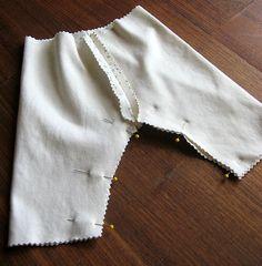 newborn pant pattern