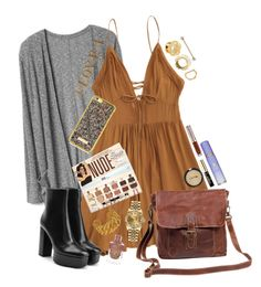 """""""gold girl"""" by giriboy97 ❤ liked on Polyvore featuring Mahi, Alexander Wang, tarte, ULTA, Tatcha, Rolex, Hot Topic, Chanel, Dolce&Gabbana and Urban Decay"""
