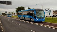 o operador do BRT Transoeste foi multado na manhã desta terça-feira, dia 26, em R$ 50 mil por conta de irregularidades no sistema.