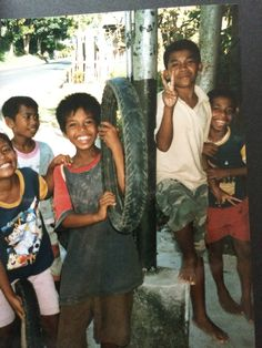 My little friends Papua 2004