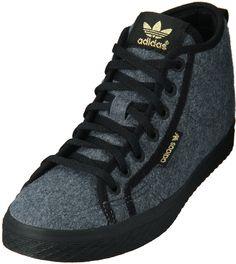 adidas オリジナルス HONEY HEEL  / hi top sneaker on ShopStyle