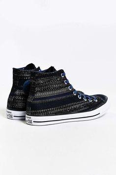 d23f0dc15b47 Converse Chuck Taylor All Star Dobby Weave High-Top Sneaker