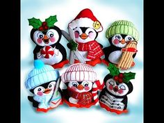 Penguins Sew-in-the-Hoop Treat Bags and Wreath - $12.99 : Golden Needle Designs, Great machine embroidery designs