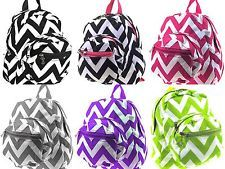 Chevron Small Kids Backpack Toddler Bag Purse