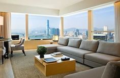Upper House Hotel in Hong Kong brings understated luxury and elegance