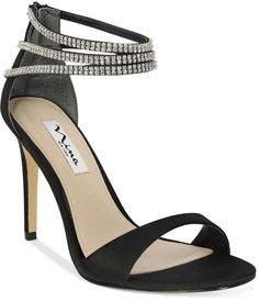 Nina Catessa Evening Sandals