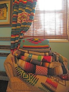 love these blankets-Pow Wow blankets
