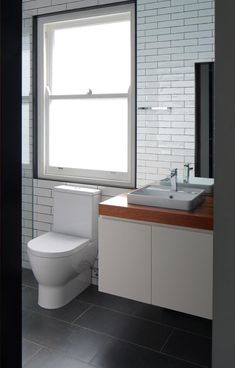 Renovated modern house in Melbourne, Australia by Christopher Megowan Design
