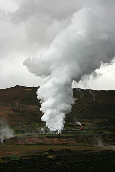 Geothermal Energy, Mývatn