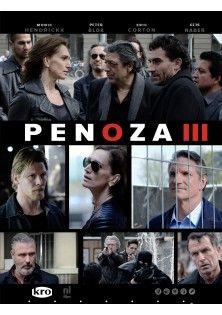 De serie waarvoor ik thuis blijf op zondagavond is Penoza, het is zo realistich wat ook wel komt omdat het Nederlands is en er goede acteurs inzitten.
