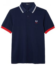 Fred Perry Authentic Country Shirts: France