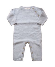 cashmere romper - caramel baby + child